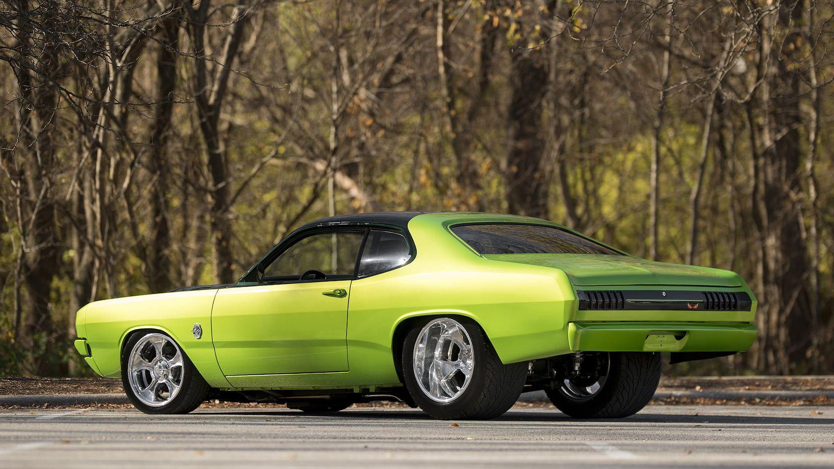 1971 Dodge Demon Resto Mod S254 Kissimmee 2018 1971