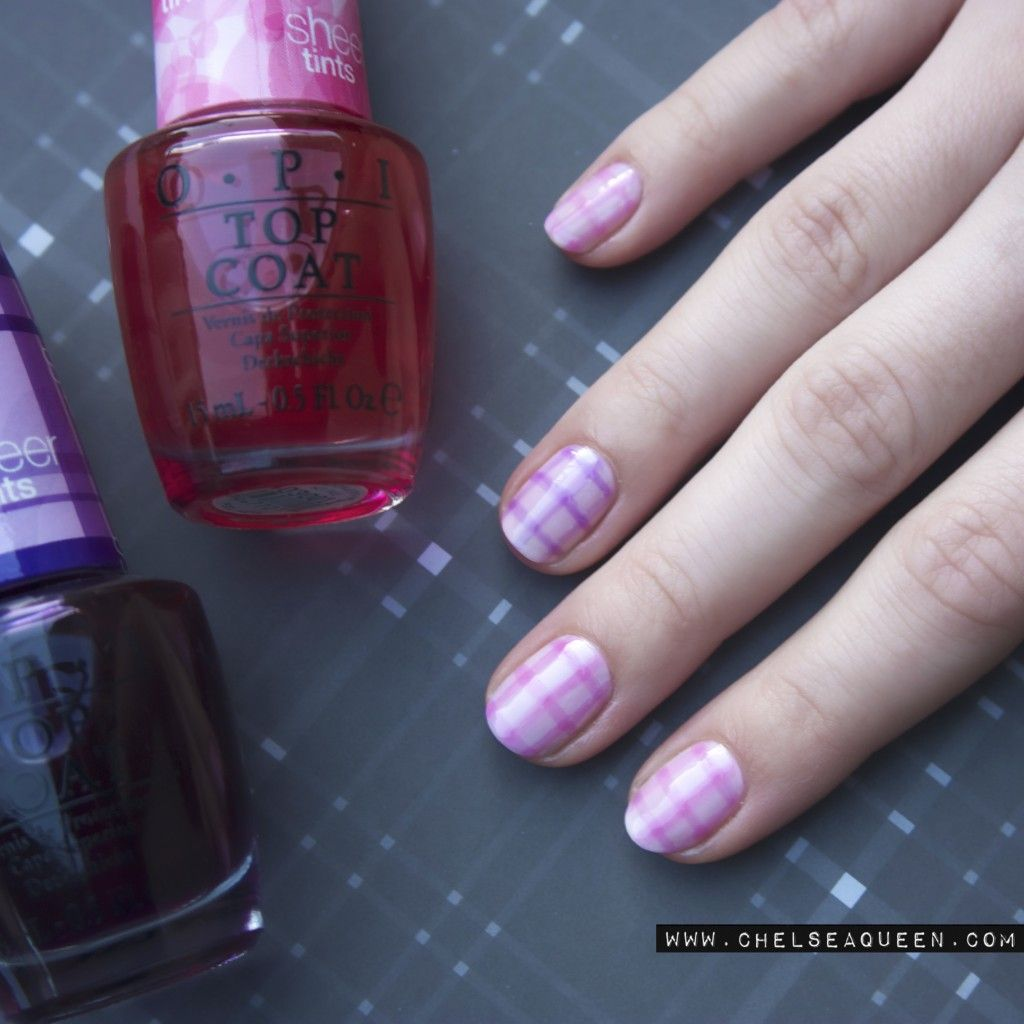 Create Your Own Nail Design And Colors With These Sheer Tint Polishes Www