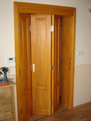 wood accordion door price – Google Search