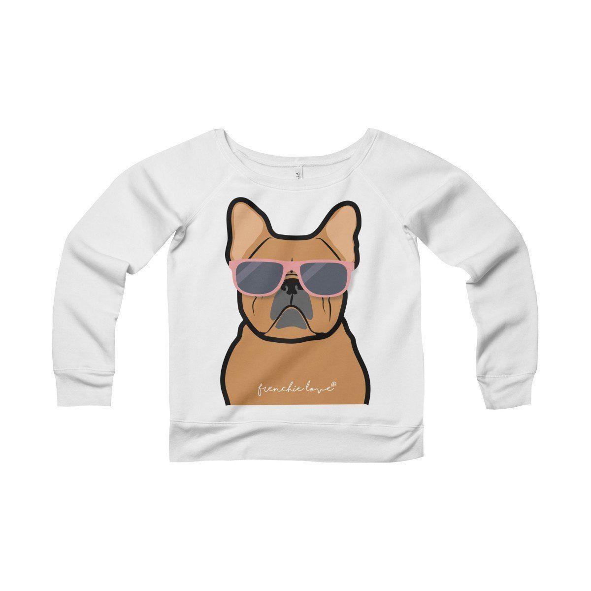 Swag! Women's Sponge Fleece Wide Neck Sweatshirt