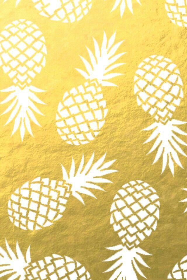Epingle Par Soumeya Bouhassoun Sur Patterns Fond Ecran Ananas Fond Ecran Blanc Et Fond Ecran Iphone