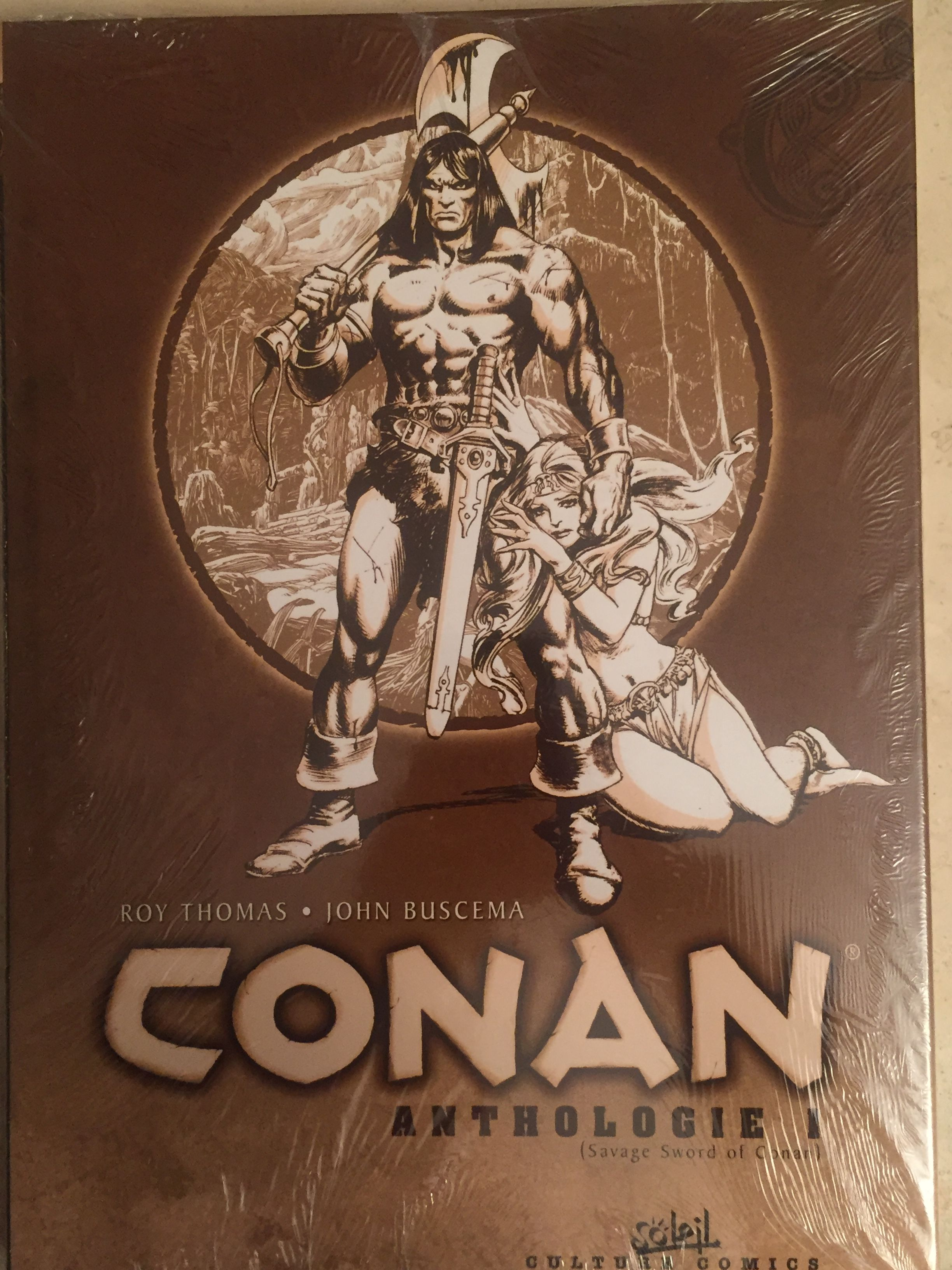 Conan The Barbarian Conan Kull The Barbarianswarriors