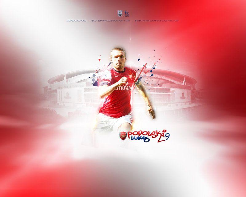 Lukas Josef Podolski Wallpaper by eaglelegend.deviantart.com on @deviantART