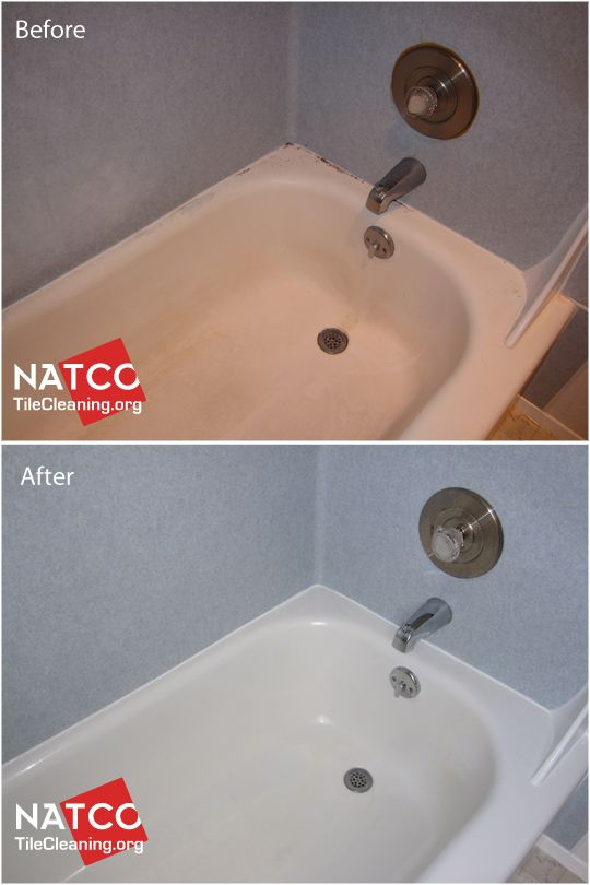 Cleaning A Formica Tub Surround And Recaulking Bathtub