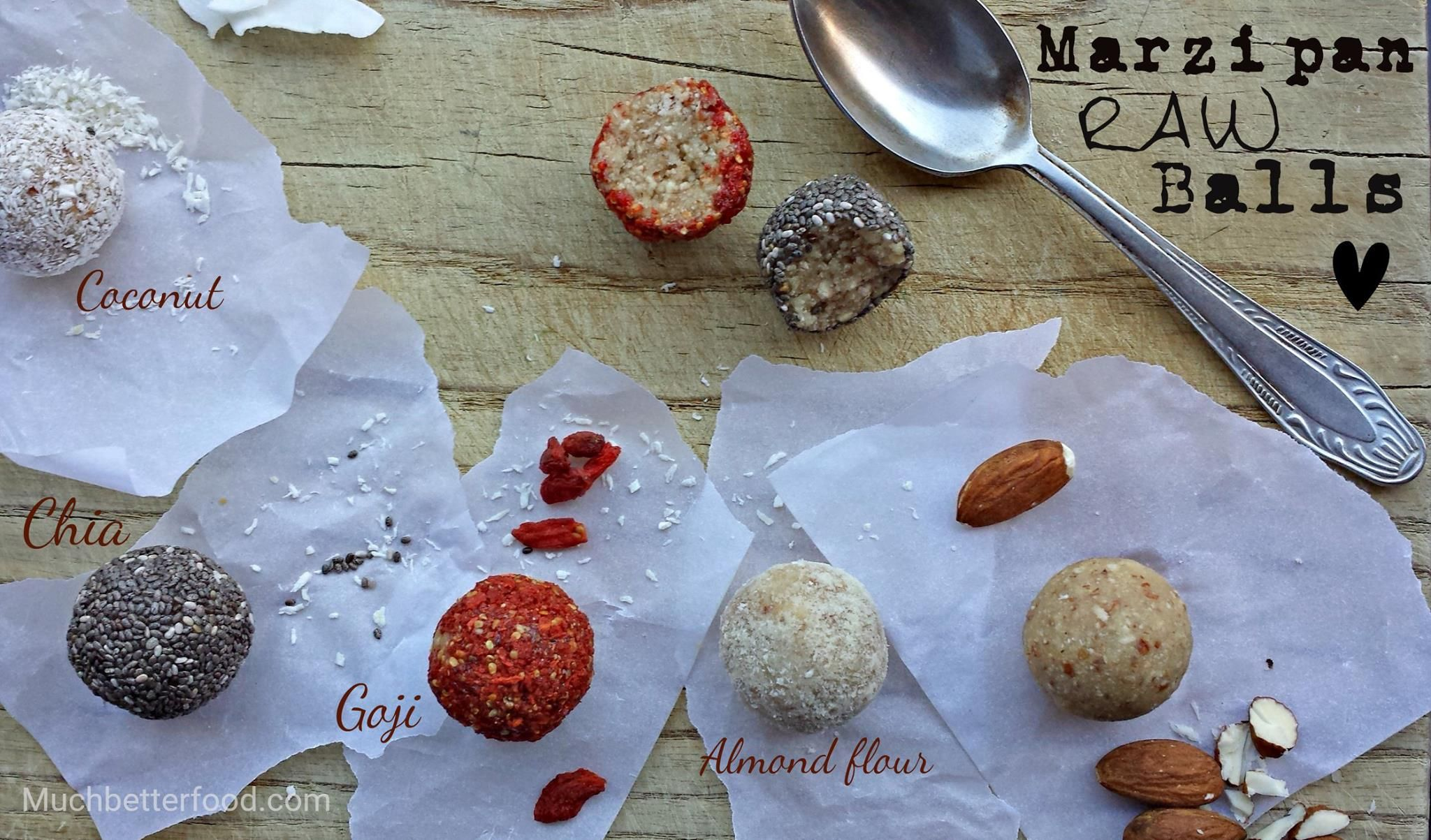 Are you lifelong marzipan lover or do you have leftover from making homemade almond milk🍼? I've for both of you an idea how to do quick and super tasty raw marzipan balls 🍡👌