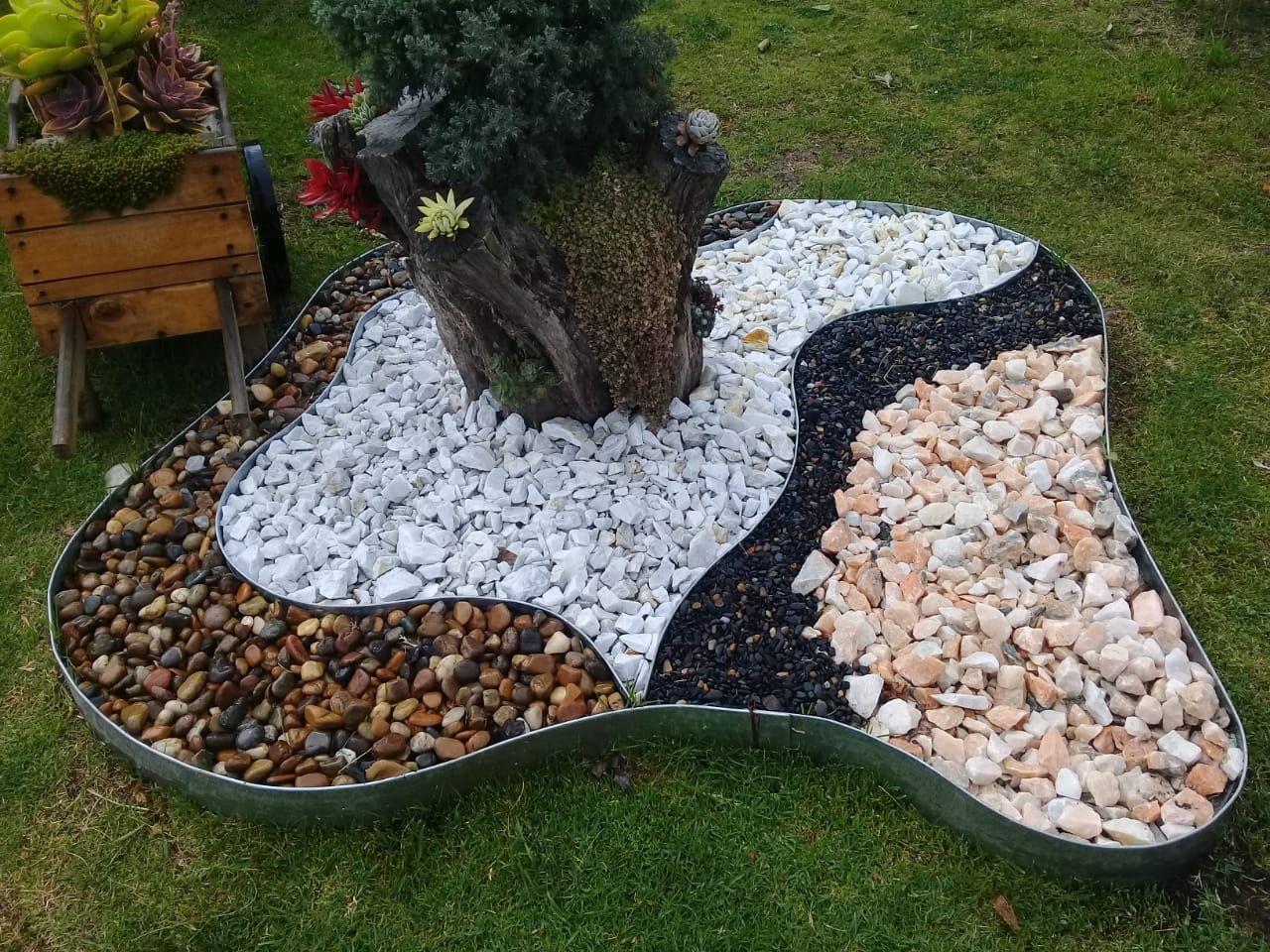 Decoracion De Jardines En Bogota Decoraciones De Jardin Jardines Como Decorar Piedras