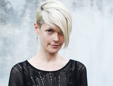Astonishing 1000 Images About Side Shave Hair On Pinterest Short Hairstyles Gunalazisus