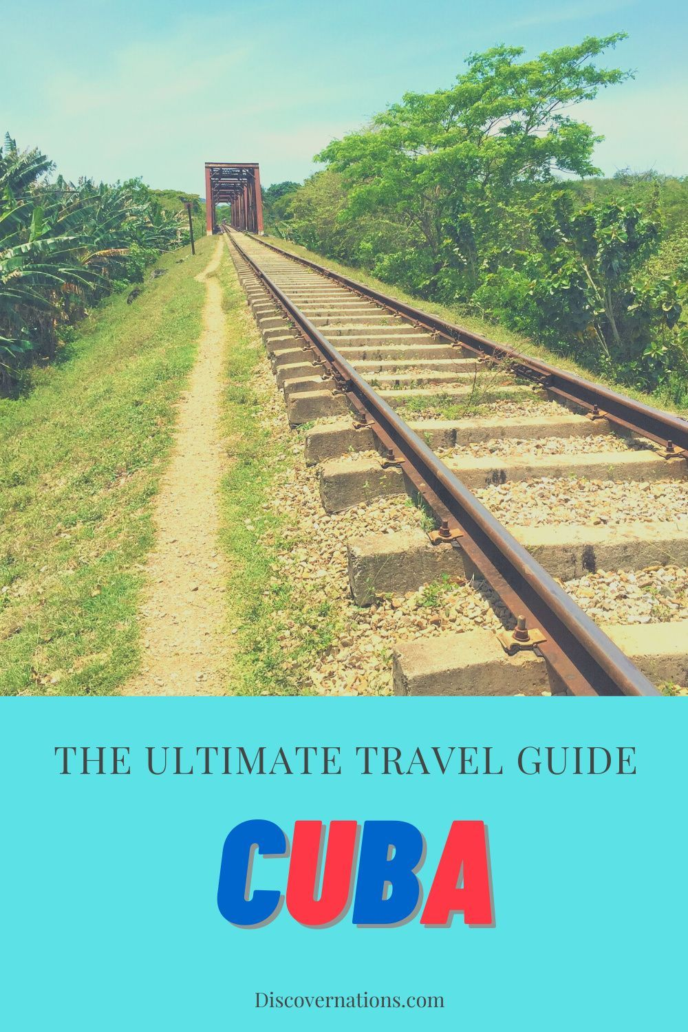 I post here, the best travel information when travelling to Cuba including all Cuba travel essentials and information that you need to know when travelling. I also detail the time-zones, currency, language, area, phone code, electricity and major airports in Cuba. Also up-to-date weather and climate charts providing live data on the climate in Cuba. #Cuba #Cubatravel #Cubaguide #travelguide