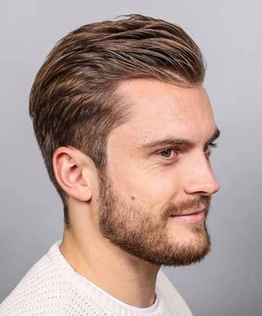 40 Pompadour Haircut Ideas For Modern Men + Styling Guide ...