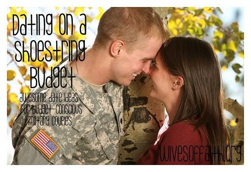 tips on dating an army officer
