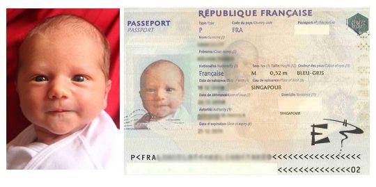 Mes Astuces Pour Prendre La Photo D Identite Du Passeport De Bebe