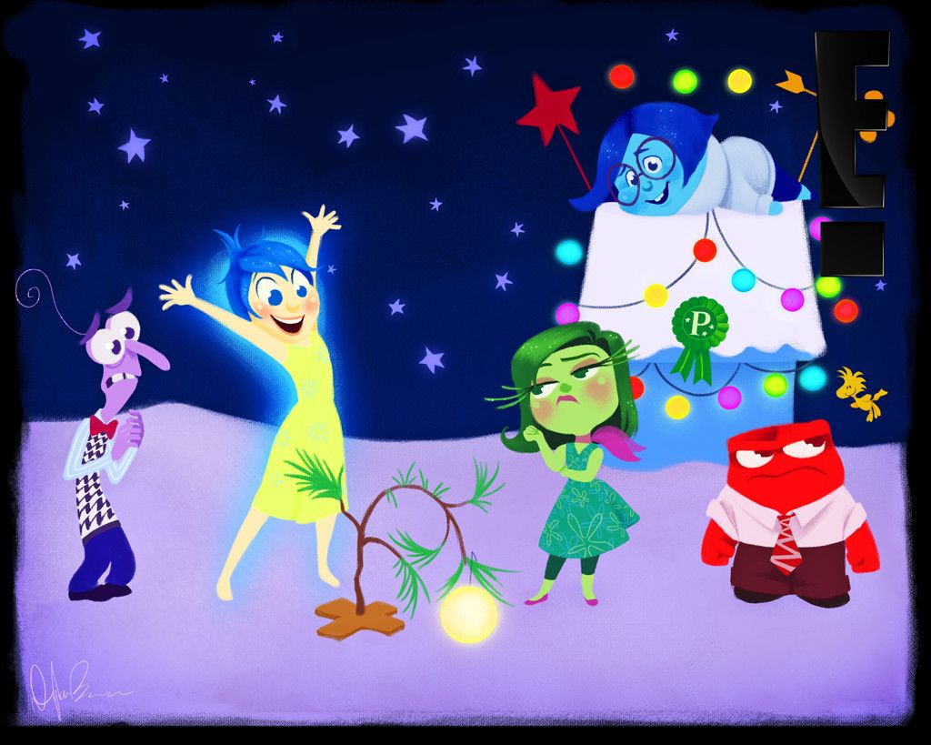Mike, Sully & Boo in How the Grinch Stole Christmas from Disney ...