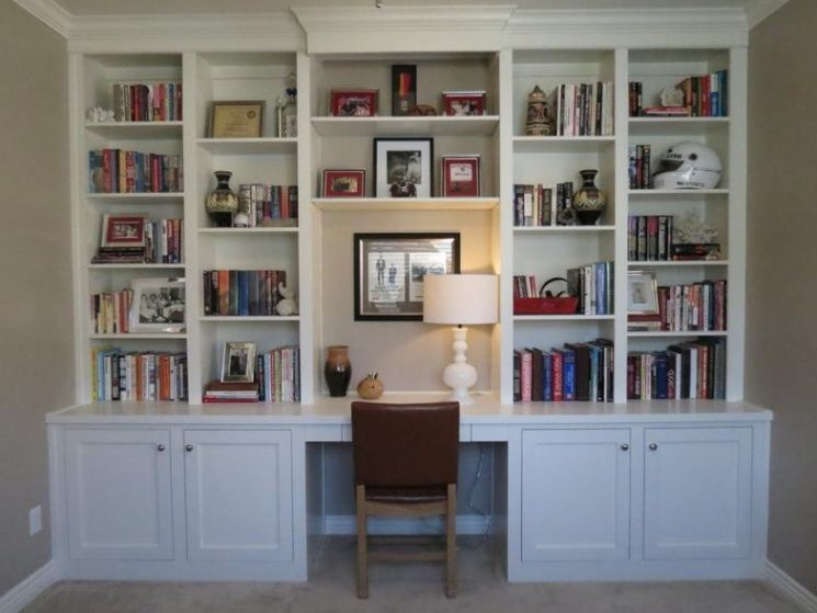Furniture Wall Units Amazing Bookcase Desk Unit Pertaining To