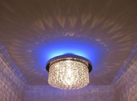 home lighting fixtures. Blue Crystal Home Lighting Fixtures