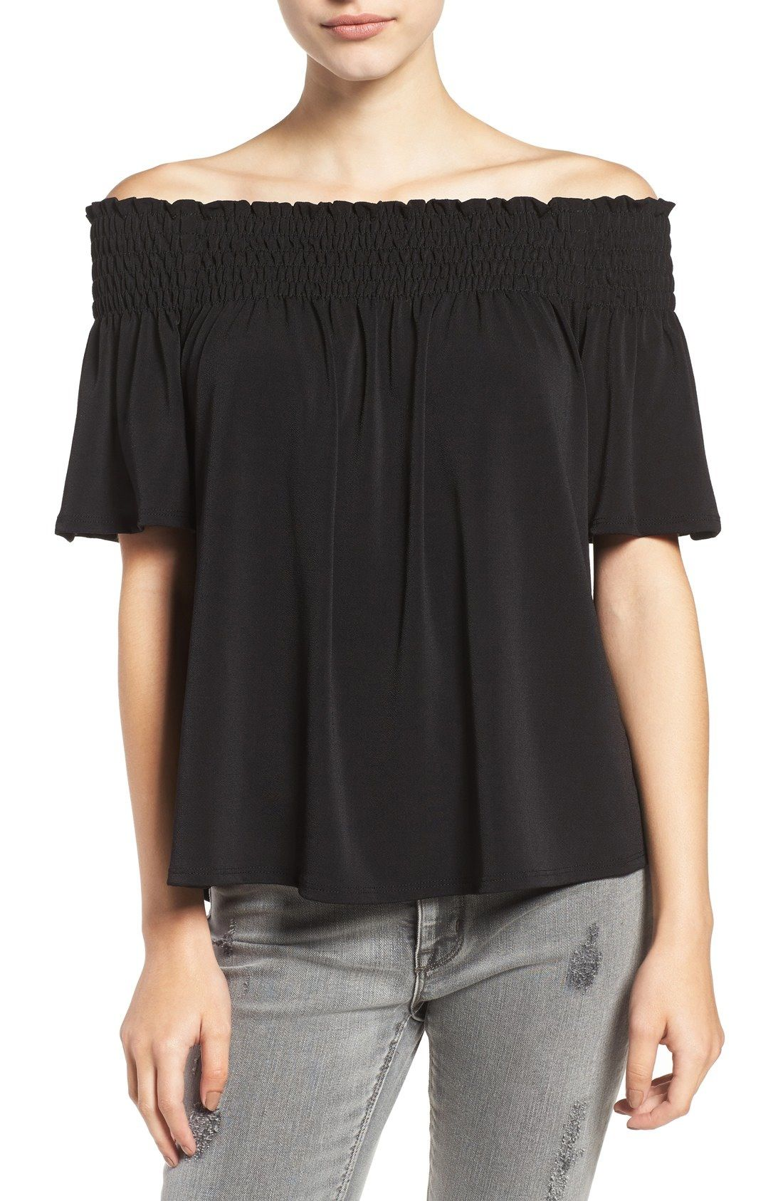 ccfb7bed879c7b BP. Off the Shoulder Top available at  Nordstrom