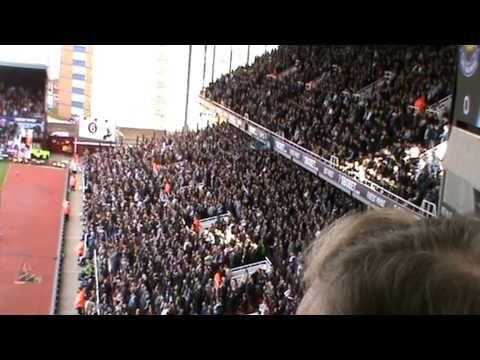 West Ham United - Blowing bubbles