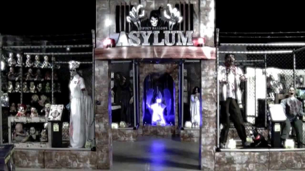 Spirit Halloween - Spirit Asylum 2013 | Evil Pins | Pinterest ...