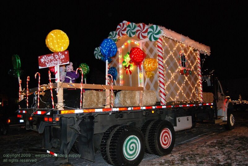 Christmas Float Ideas With Lights.Christmas Parade Candy Land Float Christmas Parade
