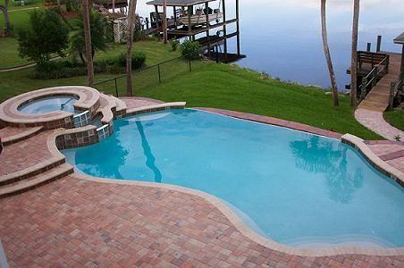 Inground Swimming Pools Home Pool Builders Swimming