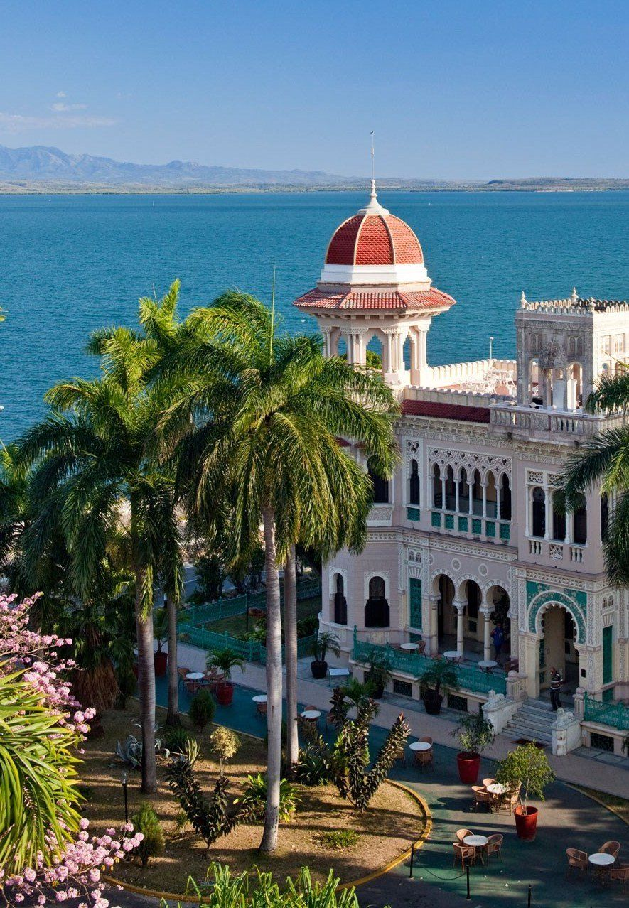 Havana Cuba Just 90 Miles From The Coast Of Key West Is The Historic City Of Havana Cuba Royal Caribbean Cruise Caribbean Beaches Royal Caribbean