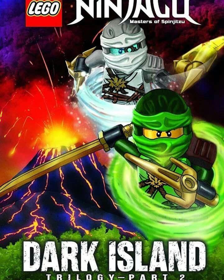 Dark island part 2 season 7 lego ninjago pinterest - Ninjago saison 7 ...