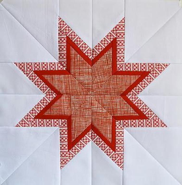 Lone Starburst Templates - UPDATED Sewing - Quilting Pinterest