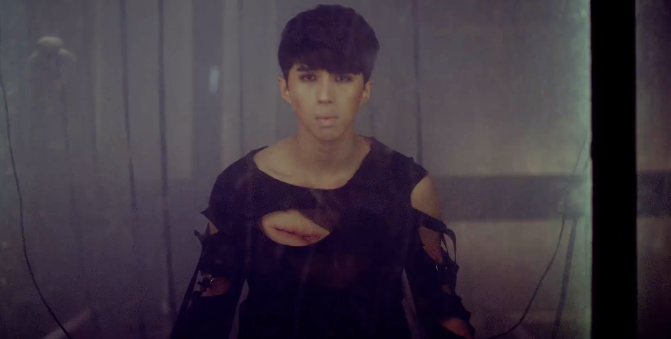 Tell us about yourselfVixx Voodoo Ken