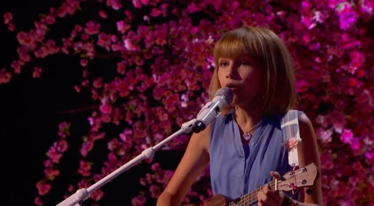 12year old wows americas got talent judges with latest
