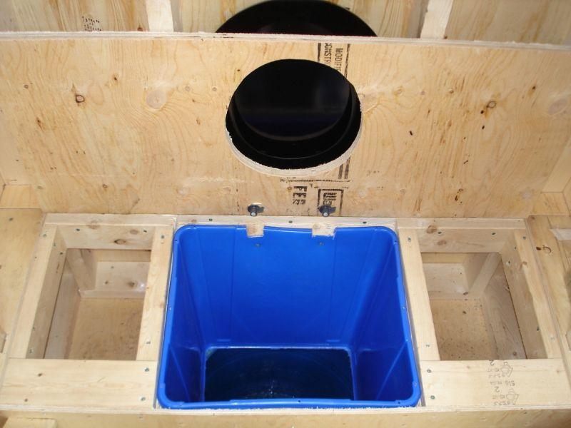 построить туалет на даче своими руками размеры: 21 тыс ...