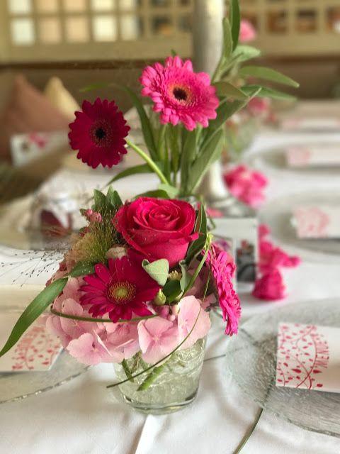 Beste Aussichten Tischdeko Hochzeit am See