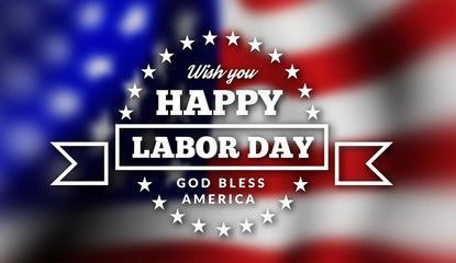 Wish You Happy Labor Day, God Bless America happy labor day labor day images… . Happy Labor Day, God Bless America, Are You Happy, Wish, Blessed, Image, Waffles, Homes, Yoga