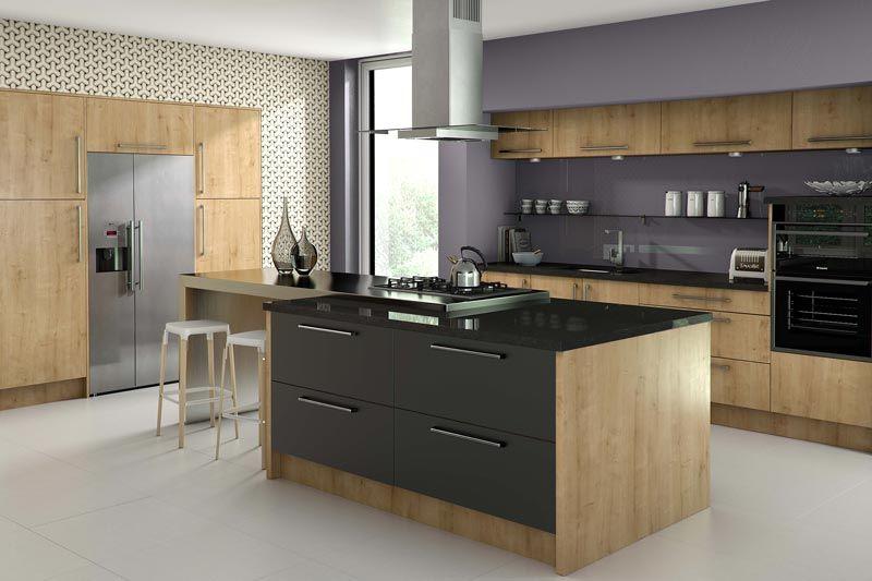 quality, modern fitted kitchens | dm design - premier - arlington