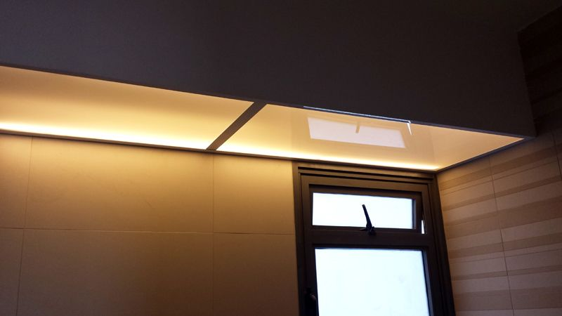 Toilet Acrylic Panels With T5 Lighting New Btos These Days Come