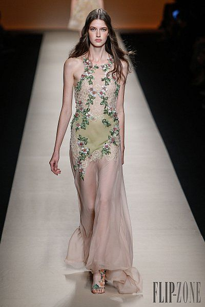 Alberta Ferretti Spring-summer 2015 - Ready-to-Wear
