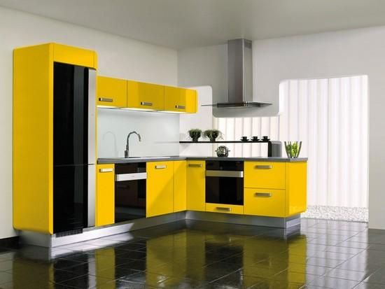 Design A Yellow Kitchen Like A Pro With These Tips Kitchen Decor Modern Modern Kitchen Design Yellow Kitchen
