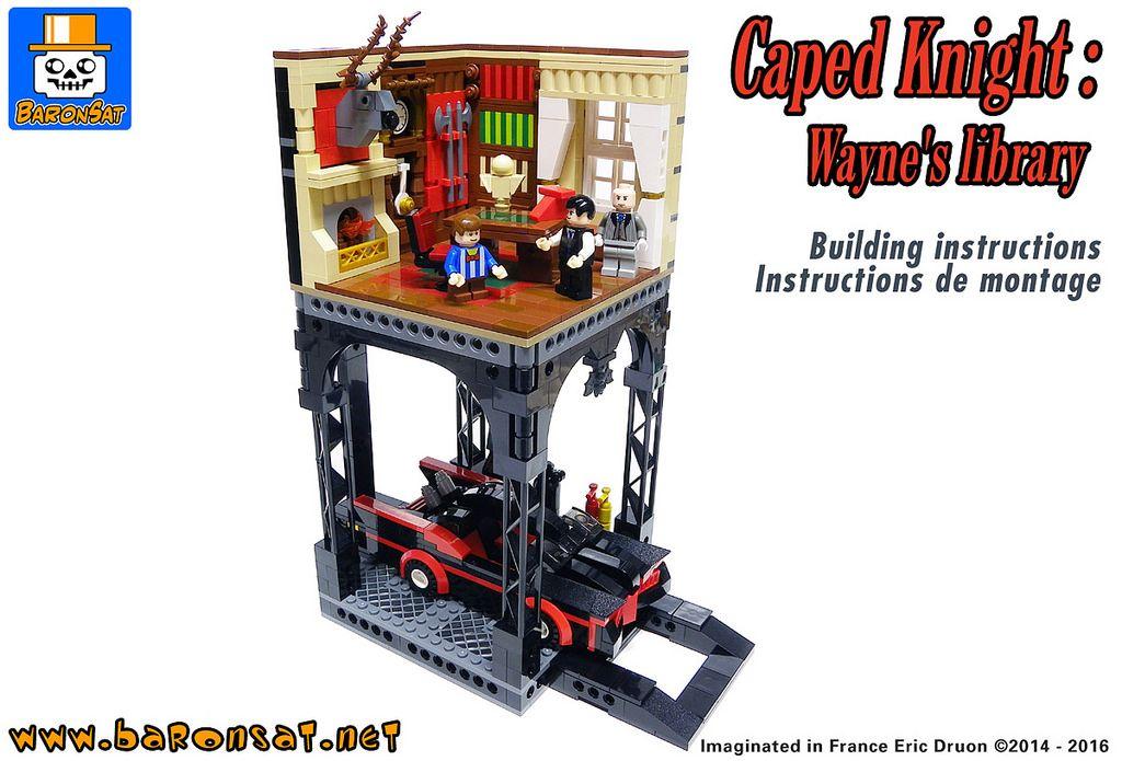 Wayne Library Instructions Pinterest Lego Awesome Lego And