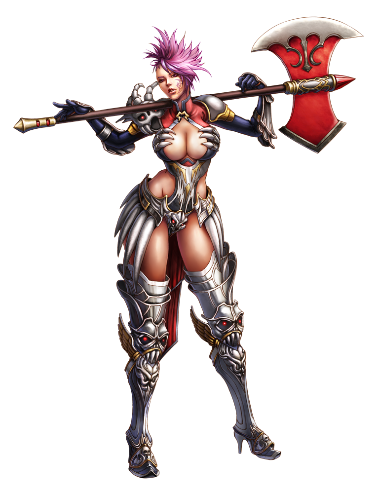 Rune of Magic - Warrior Woman / #Game Sultan