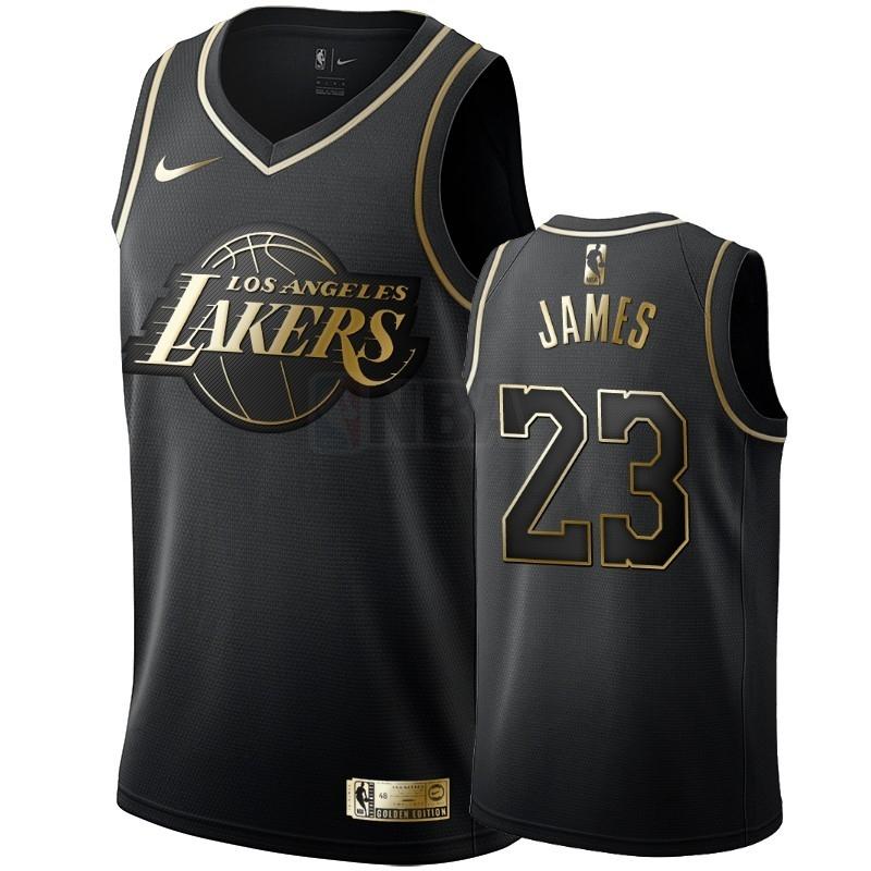 comprar Camisetas NBA Nike Los Angeles Lakers NO.23 LeBron James ...