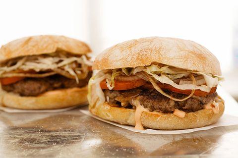 Chimichurri: A Dominican Hamburger