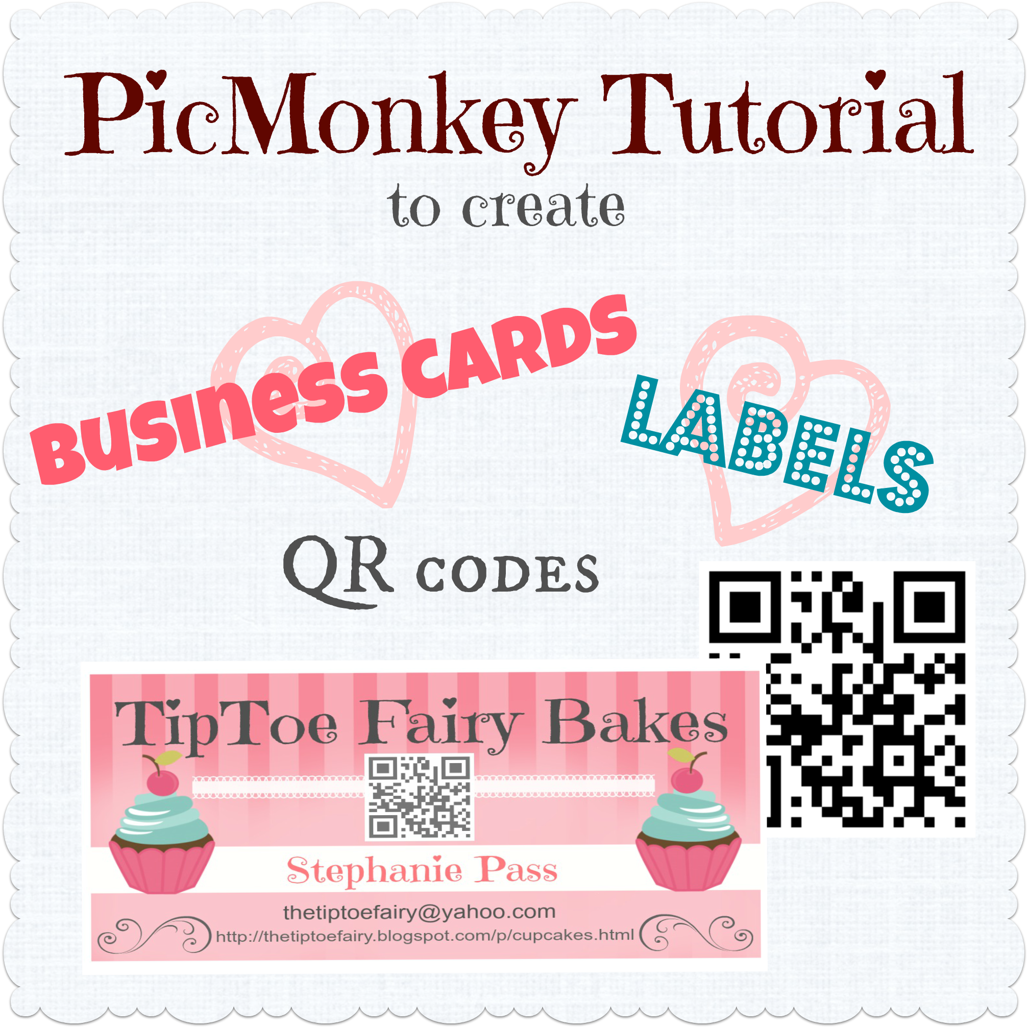 How to Make Your Own Business Cards | Business cards, Business and ...
