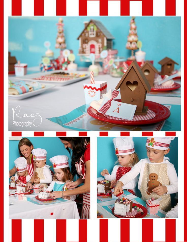 {Real Party} A Savvy Gingerbread Playdate Frog Prince