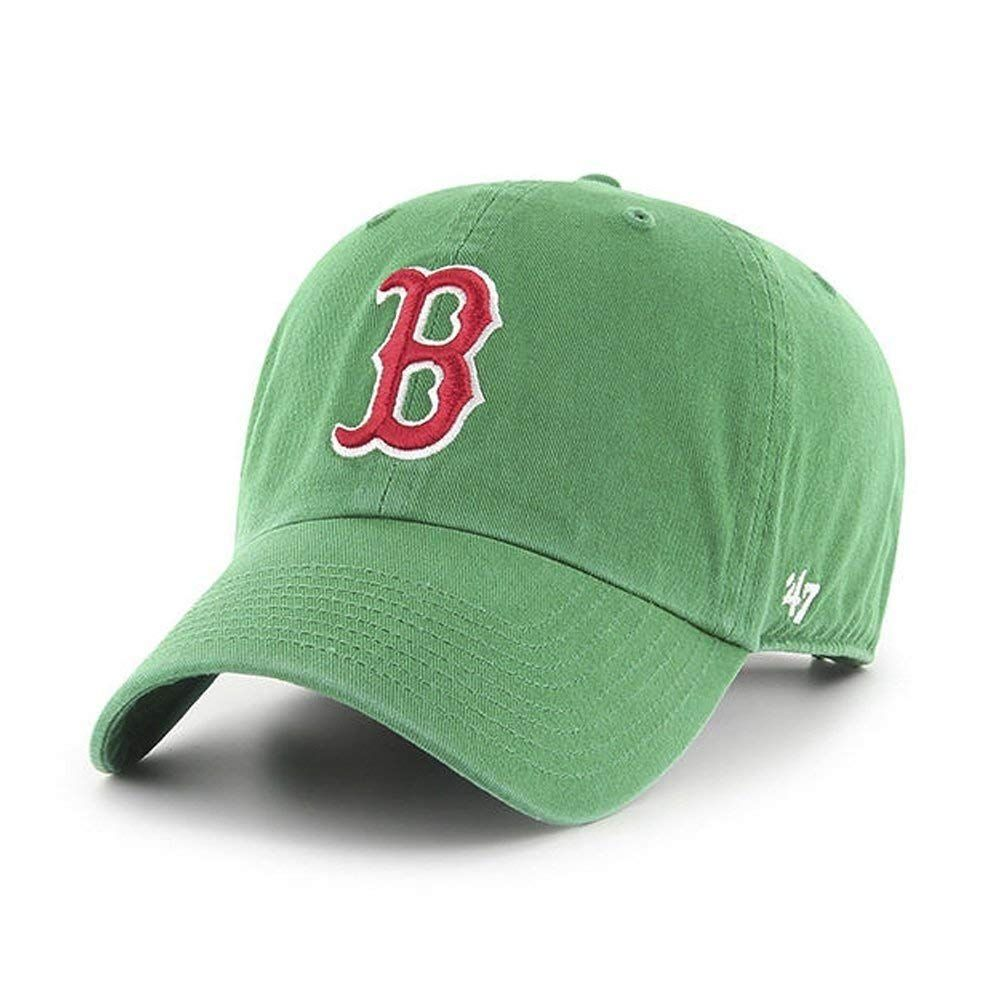 ded1fe80 47 MLB Boston Red Sox St. Patty's Clean up Adjustable Cap, $28.99 ...