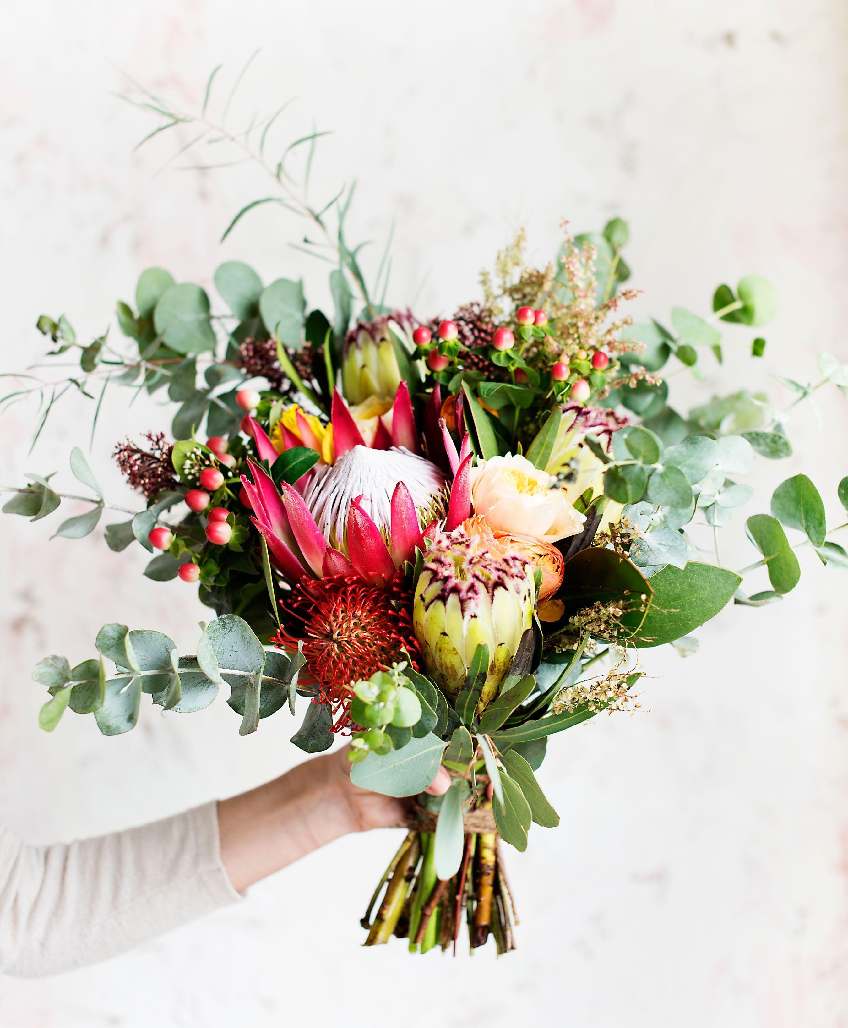 North & Peach Magazine Volume 2 Beautiful bouquet of