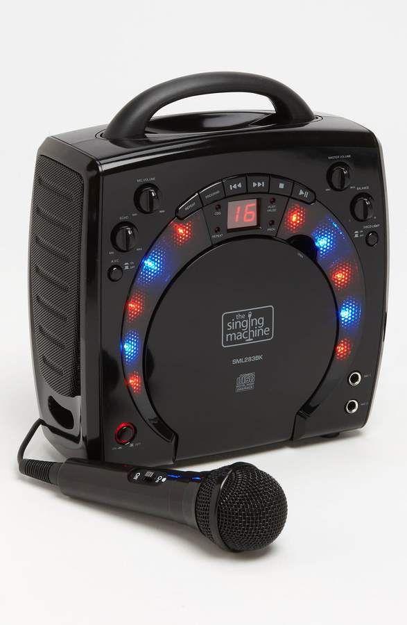 Singing Machine Portable Karaoke System #karaokesystem