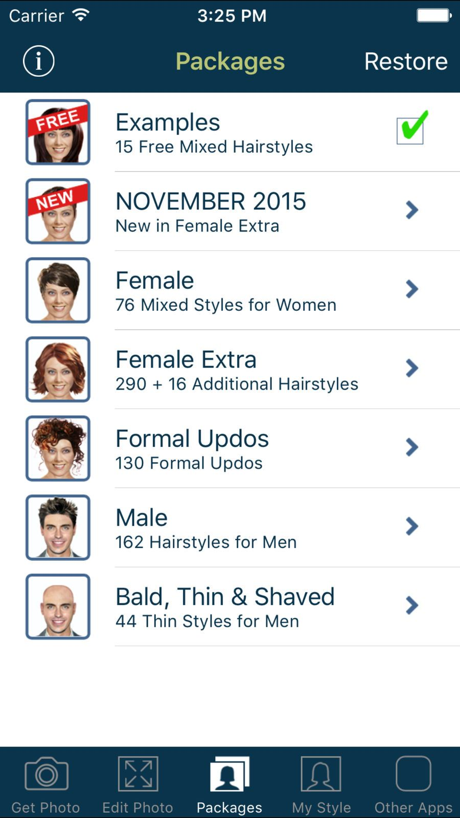 30+ App to try different hairstyles on my face trends