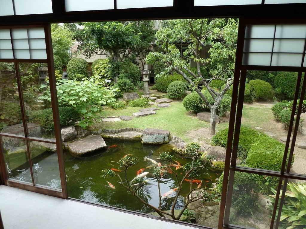 asian garden spaces | ... Japanese Garden Design Ideas Japanese ...