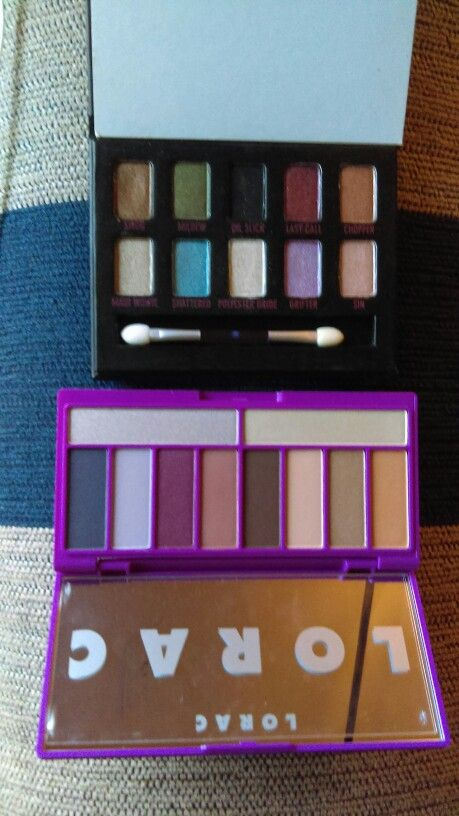 Ud ammo and lorac pallet