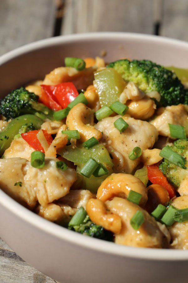 Photo of Delicious Cashew Chicken