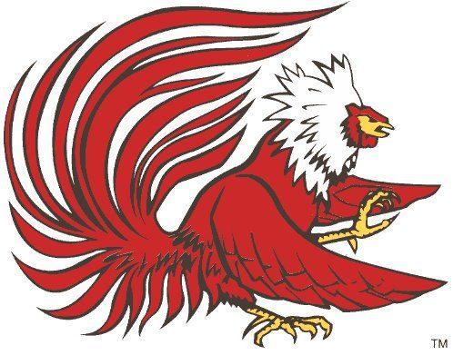 One Of The 1st Jacksonville State University Gamecocks Logo