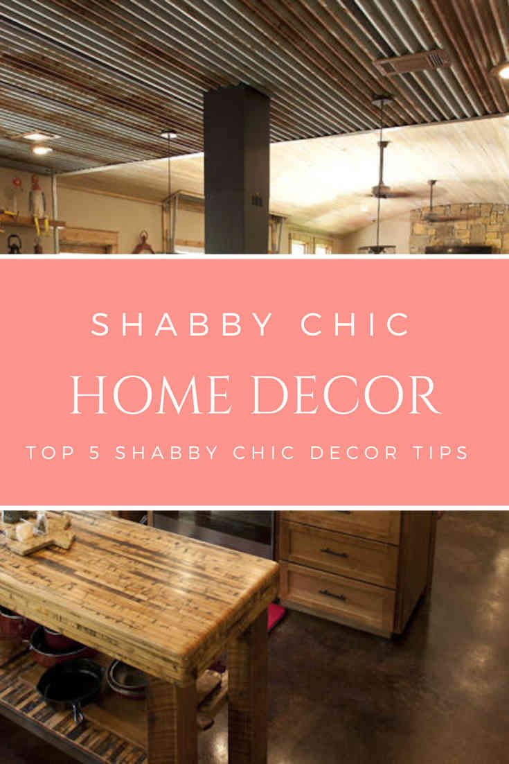 Bring Your Imagination Alive With Shabby Chic In Home Decorating Ideas